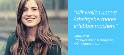 Lena Pötzl, TeamBank Lena Pötzl, TeamBank