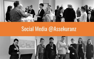 Podcasts, Instagram und Community Management – das waren die Themen beim Erfahrungsaustausch Social Media in Versicherungen 2020