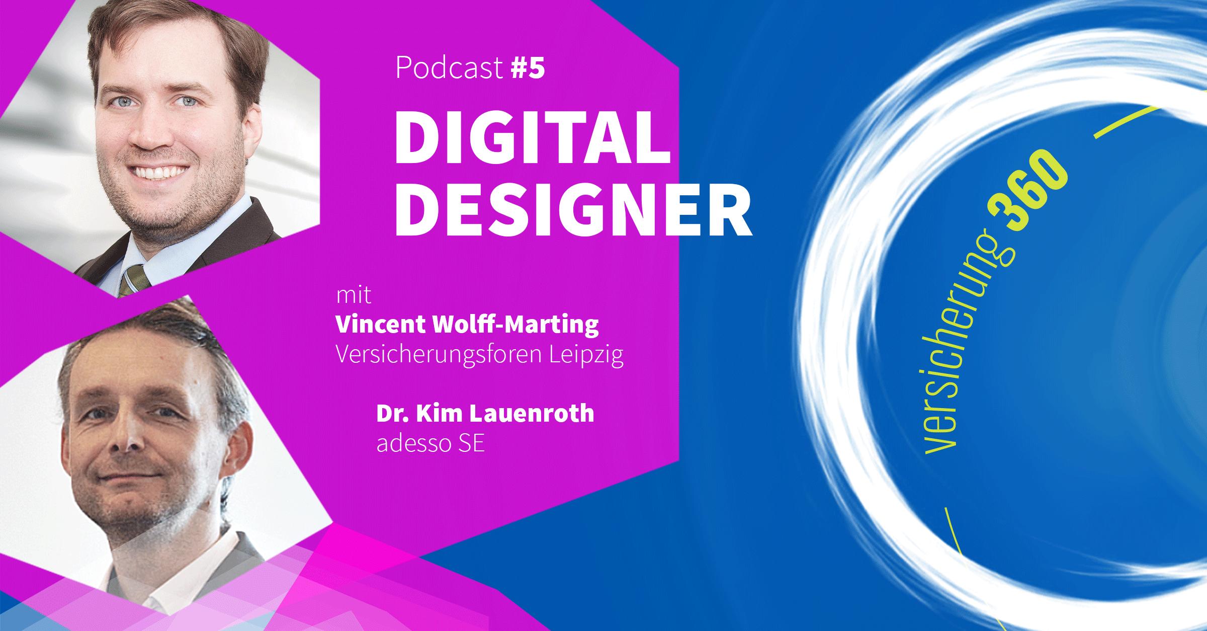 """Podcast #5: Digital Designer – der Fachmann für das Material """"Digital"""""""