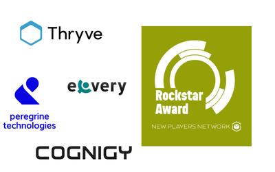 Rockstar Award 2019 – die ersten Start-ups stellen sich vor