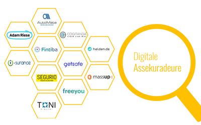 Digital und unlizenziert: Digitale Assekuradeure auf dem Vormarsch