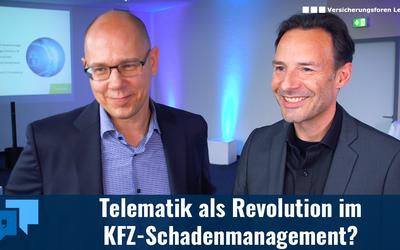 Telematik und Digitalisierung im Schadenmanagement