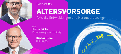 Podcast Altersvorsorge