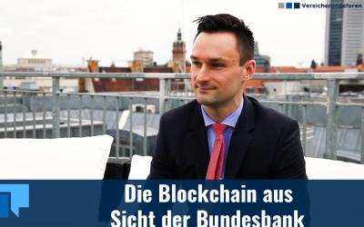 Blockchain und Kryptowährung aus Sicht der Bundesbank