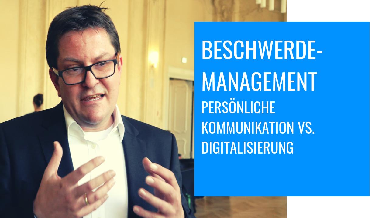 Kundenkommunikation und Beschwerdemanagement im digitalen Zeitalter