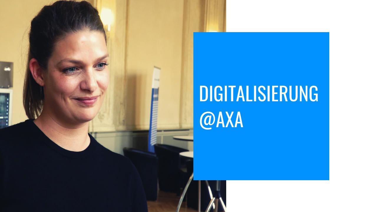 Digitalisierung @AXA: Mit der Schnellbootstrategie Innovationen umsetzen