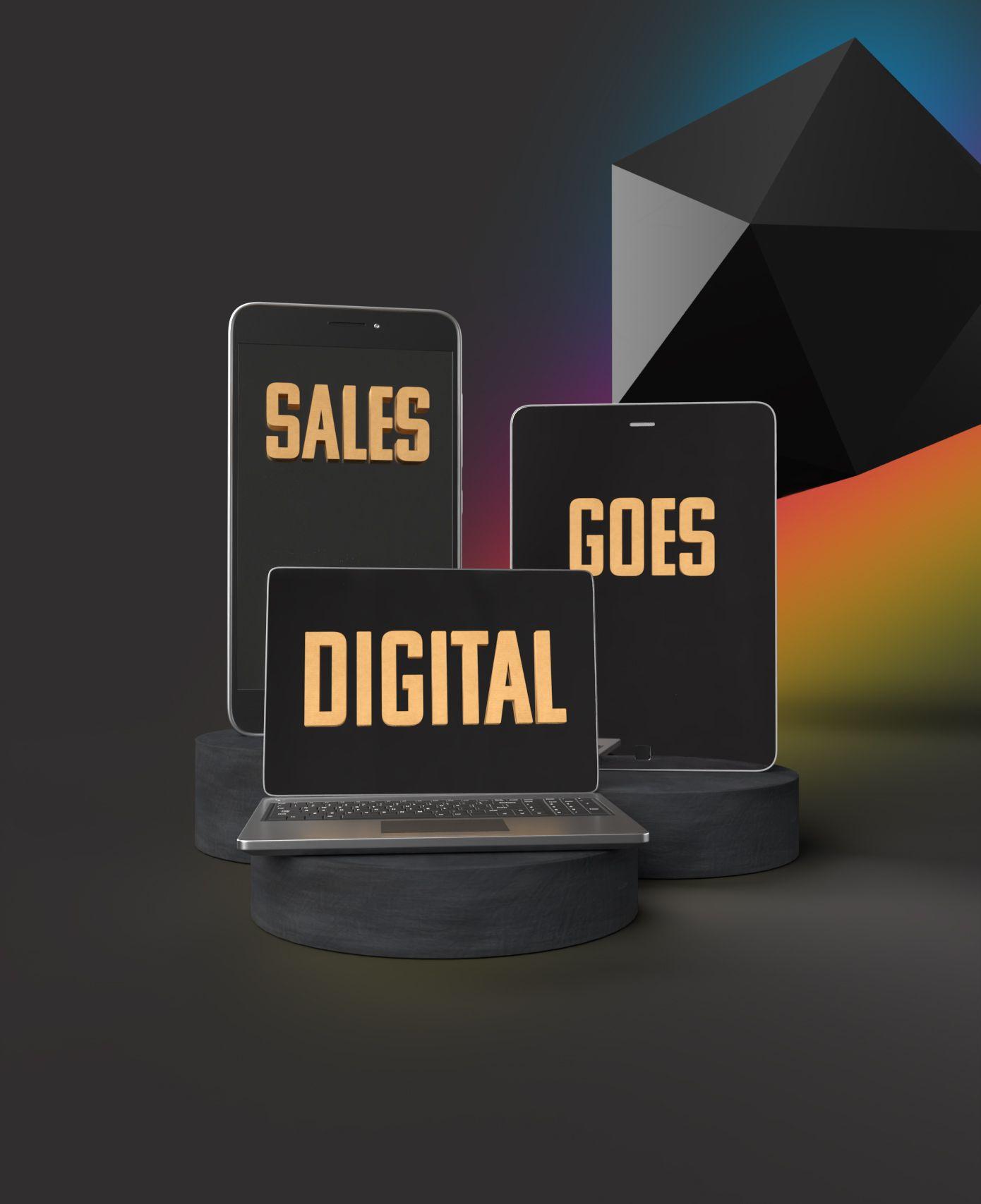 Themendossier 01/2021: Sales goes digital