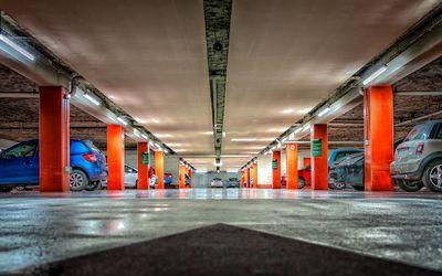 Smart Parking – die Lösung für eine einfache Parkplatzsuche?