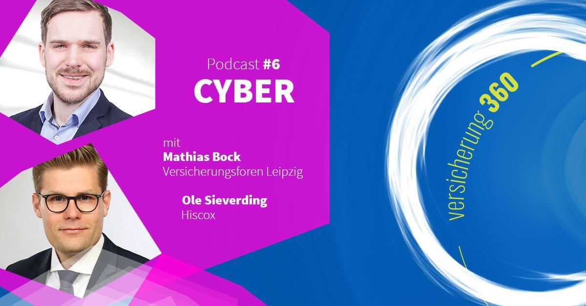 Podcast #6: Cyber – relevantes Risiko mit Durchdringungsproblem
