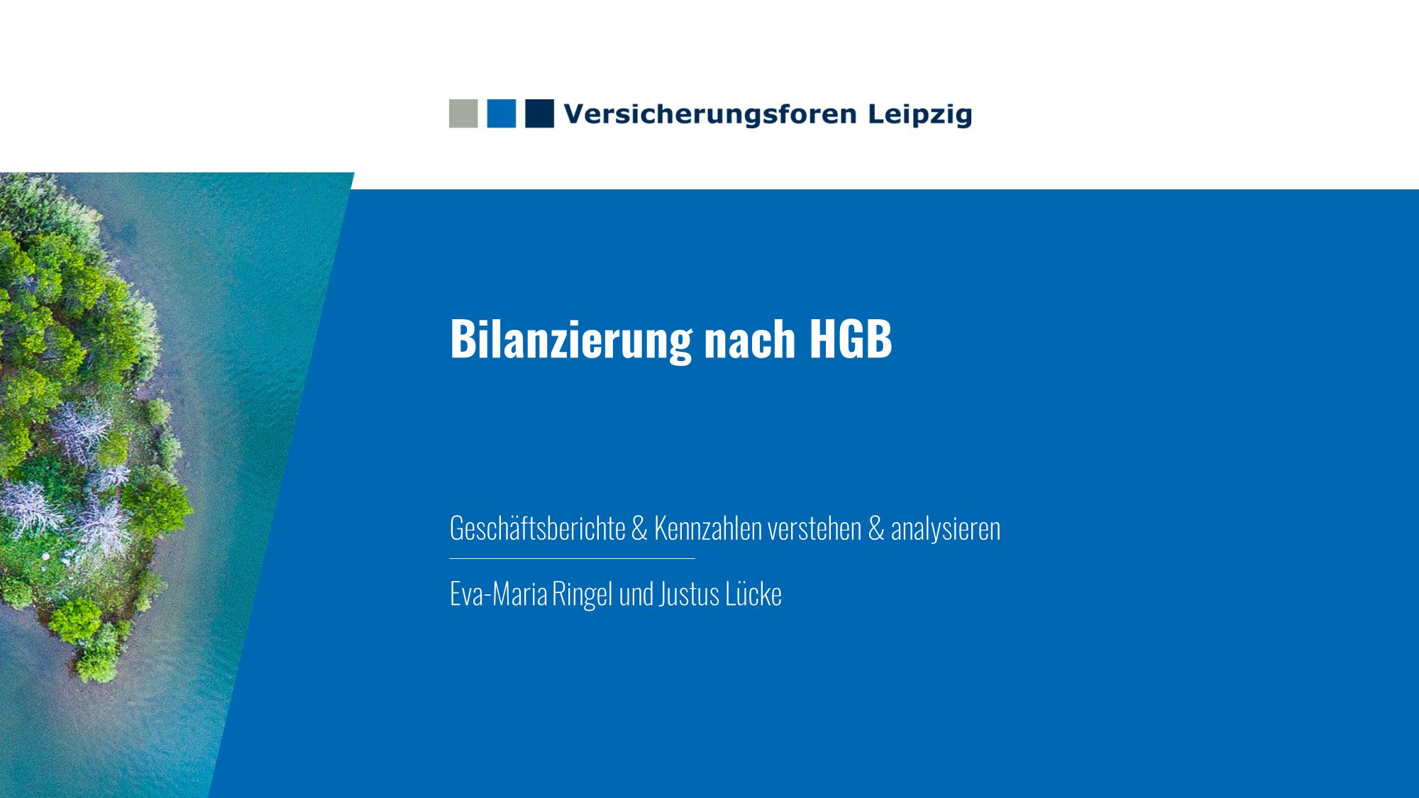 Web Based Training: Bilanzierung nach HGB – Geschäftsberichte & Kennzahlen verstehen & analysieren