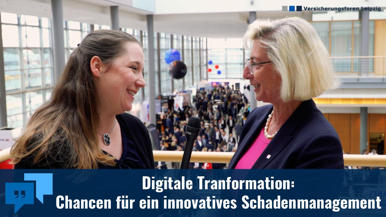 Digitale Transformation als Chance für innovatives Schadenmanagement