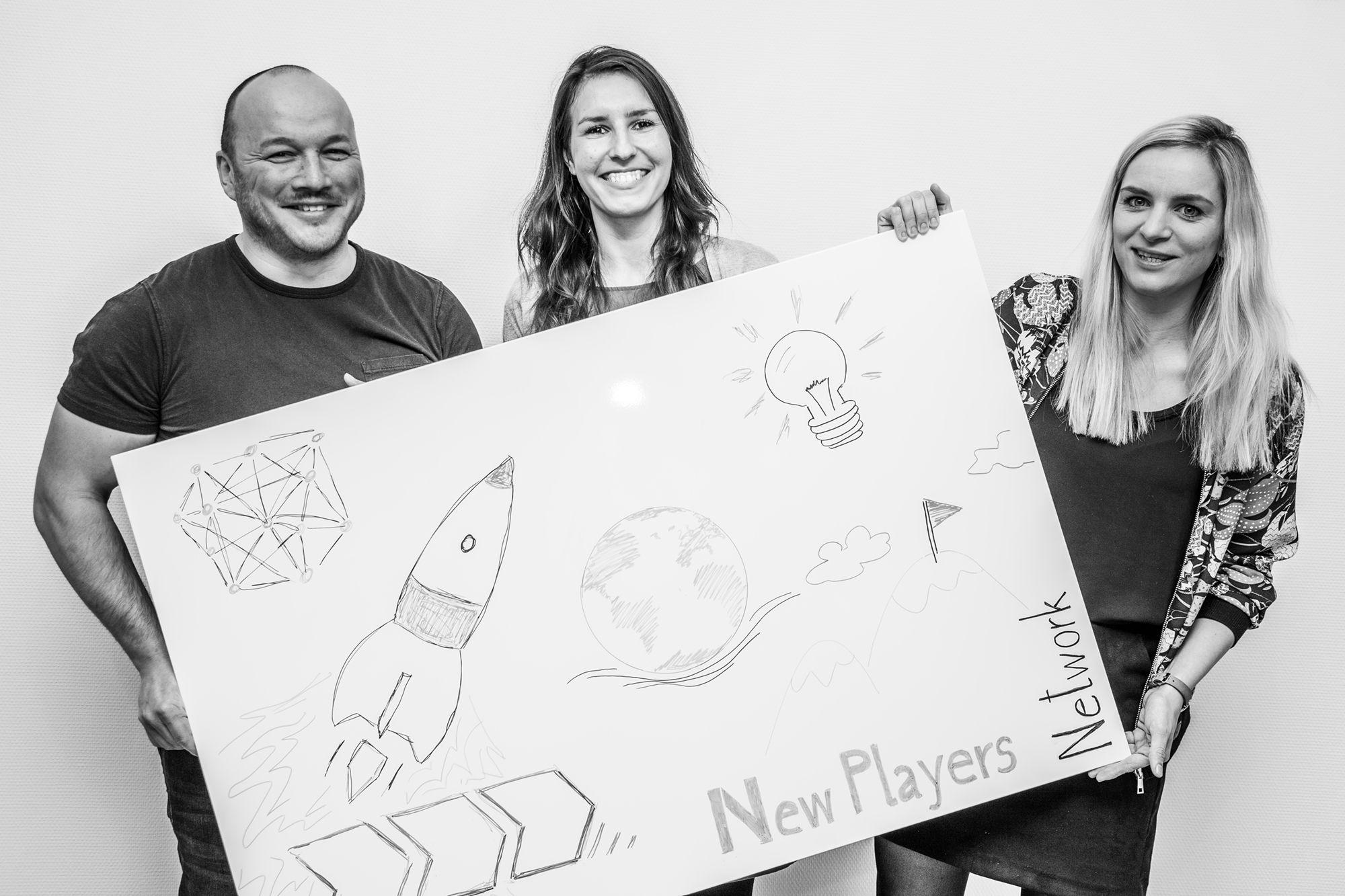 Themenvielfalt in unserem Team Prozesse, Organisationsentwicklung & neue Geschäftsmodelle