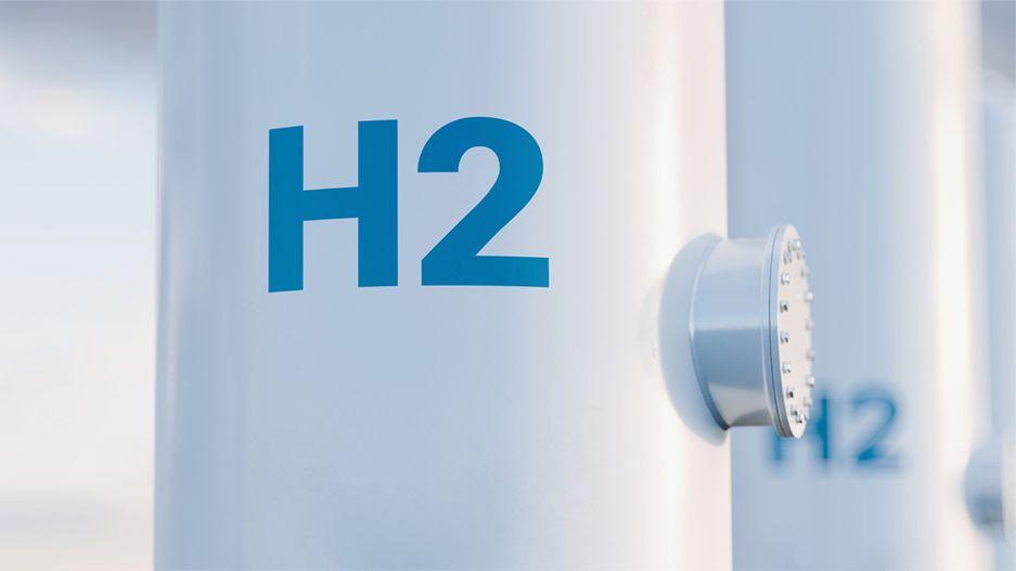 Wasserstoff-Tank