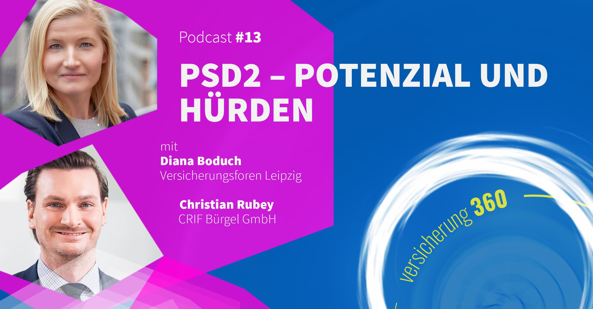 Podcast #13: PSD2 - Potenzial und Hürden