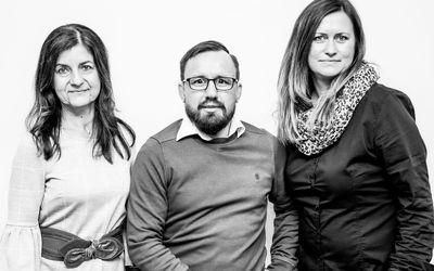 Fachexpertise, Humor und Empathie – Unser Team Vertrieb und Service