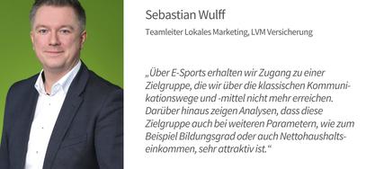 Sebastian Wulff, LVM