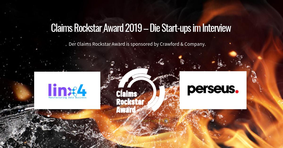 Claims Rockstar Award #6: Lösungen für Prävention und datenbasierte Versicherungspolicen