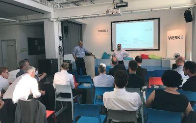 InsurTech Hub Munich und Versicherungsforen Leipzig vertiefen ihre Partnerschaft durch gemeinsame Eventreihe im Werk1
