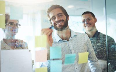 Case Study: Basler Lebensversicherung setzt auf Innovationsmethoden und Einbindung des Kunden