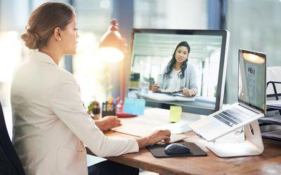 """Ist der aktuelle """"Corona-Büroalltag"""" der Startschuss für die digitalisierte Arbeitswelt?"""