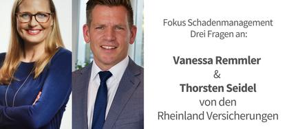 3 Fragen an Rheinland Versicherungen