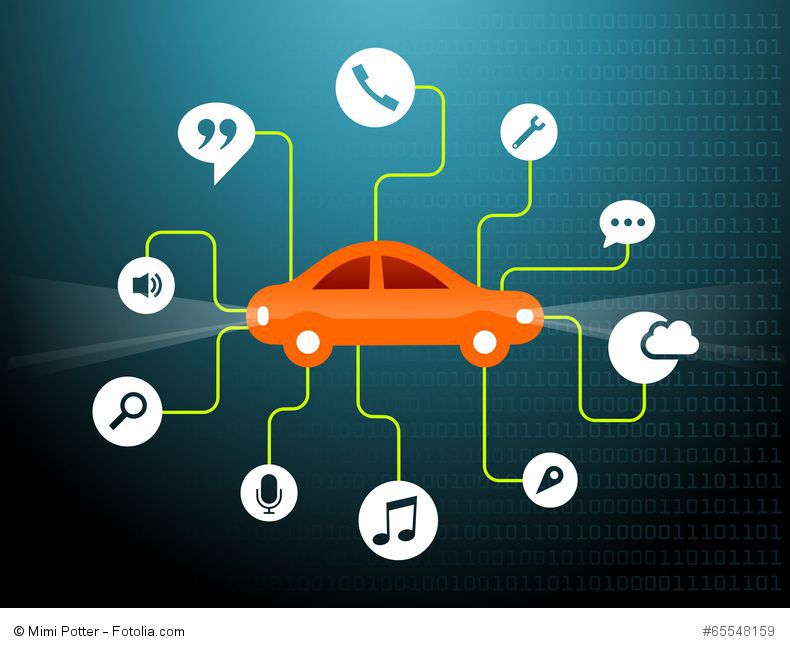 Connected Car – neue Perspektiven für die Versicherungsbranche