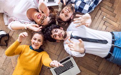 Grün, Digital, Individuell: Wer ist die Generation Z?