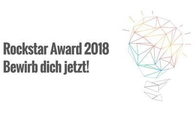 Rockstar Award 2018 – 10 Start-ups, 3 Minuten Pitch, 1 Gewinner