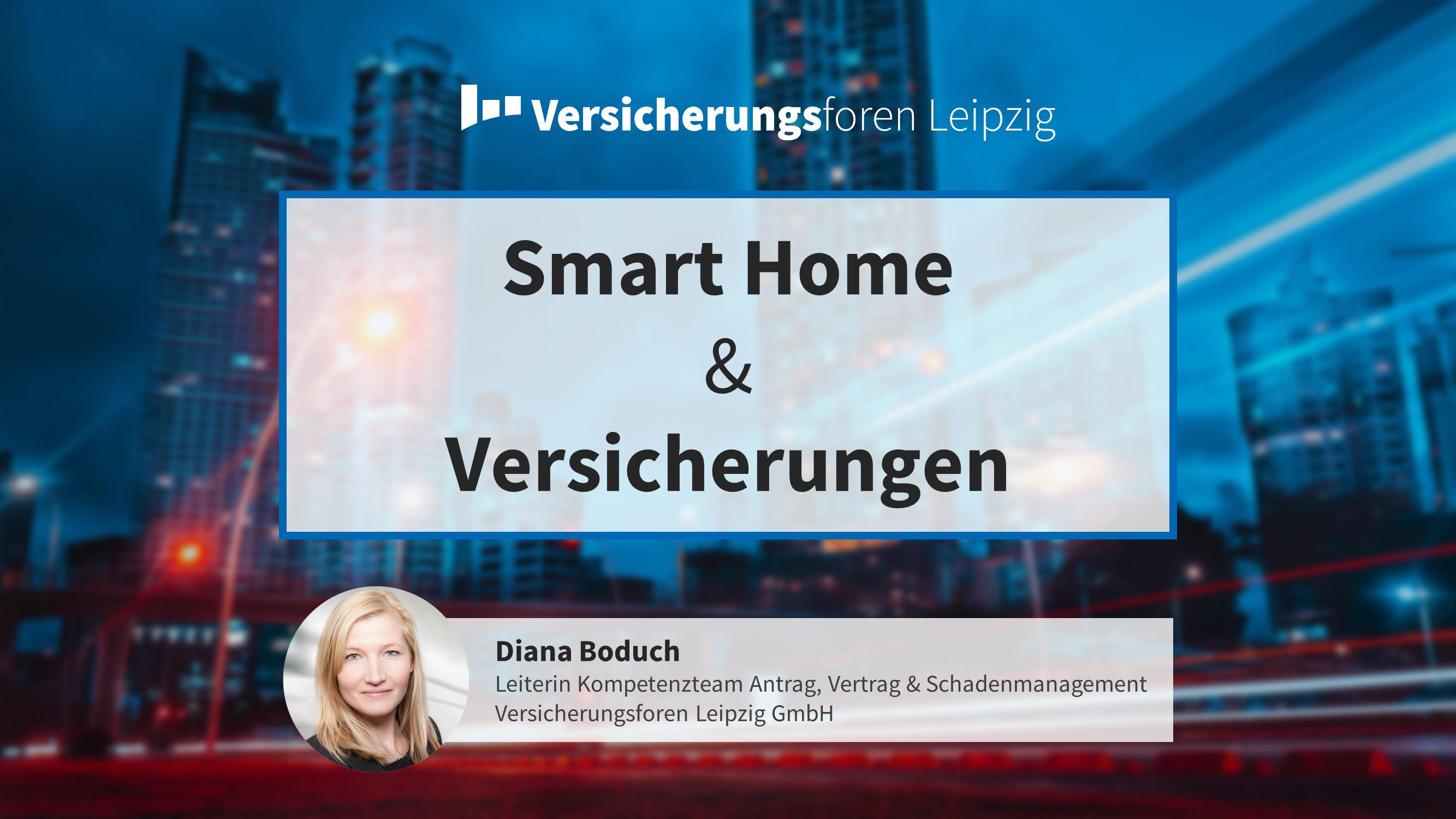 Web Based Training: Smart Home & Versicherungen