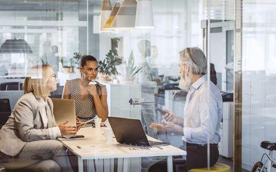 Innovativität und Kreativität im Arbeitsumfeld
