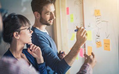 Zukunft der Arbeit - Innovation & Kreativität im Arbeitsumfeld innovationsferner Branchen