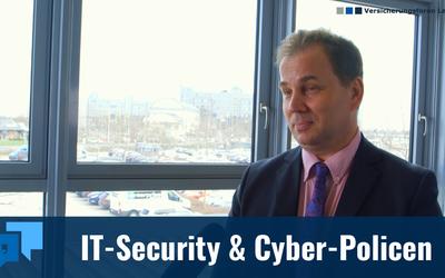 Hacking: Lässt sich das Risiko aus dem Netz sinnvoll absichern?