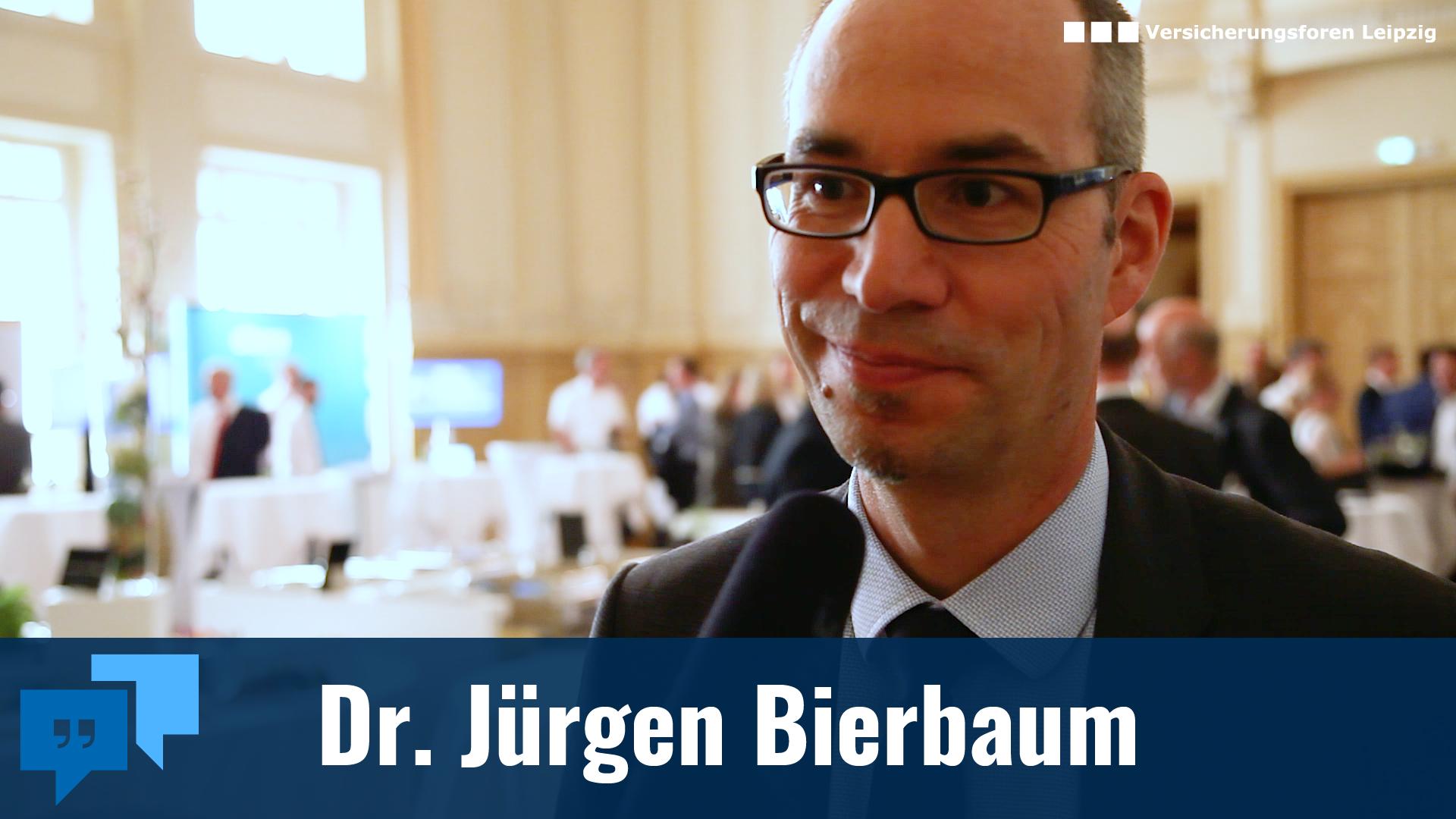 Eineinhalb Jahre Solvency II – Im Interview mit Dr. Jürgen Bierbaum