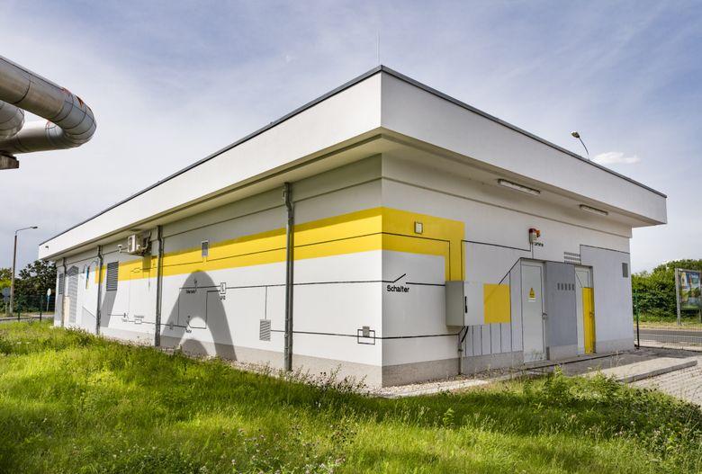 Schaltstelle in Paunsdorf