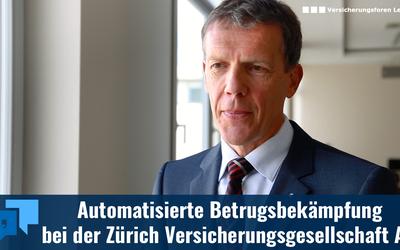 Im Interview: Automatisierte Betrugsidentifikation bei der Zürich Schweiz