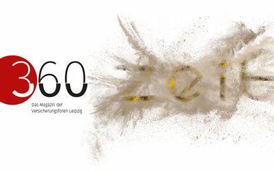 Neue Ausgabe des Kundenmagazins 360 und der Versicherungsforen-Soundtrack