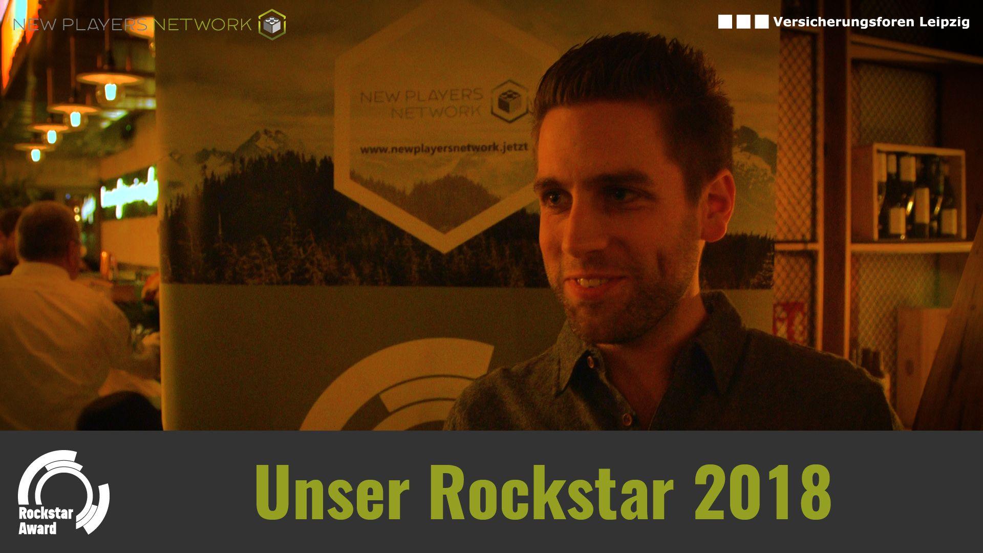 Im Interview mit Nect – dem Rockstar 2018!